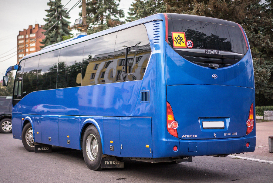 цвет автобус хайгер фото нравится идея запечатлеть